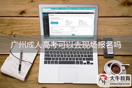 广州成人高考可以去现场报名吗